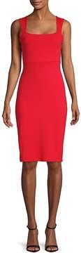 Susana Monaco Women's Donna Sheath Dress
