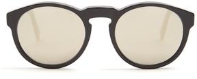RetroSuperFuture Paloma mirrored sunglasses