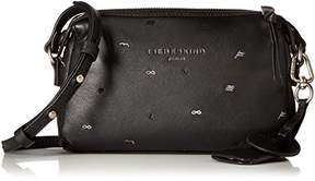 Liebeskind Berlin Women's Presque Leather Embroidered Crossbody