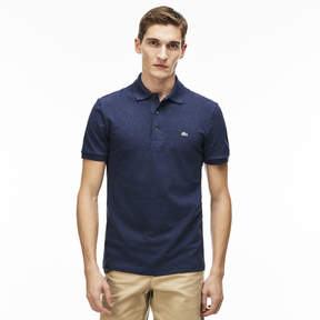 Lacoste Men's Slim Fit Stretch Piqu Polo Shirt