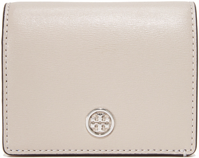 Tory Burch Parker Foldable Mini Wallet - DUST STORM - STYLE