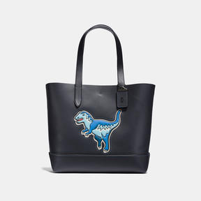 Coach Gotham Tote With Rexy