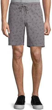 Michael Bastian Men's Bicycle-Print Shorts