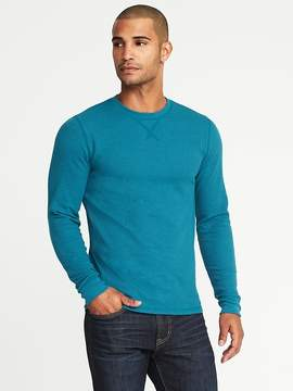 Old Navy Soft-Washed Built-In Flex Thermal Tee for Men