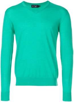 Hackett V-neck sweater