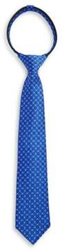 Lord & Taylor Boy's Embroidered Silk Tie