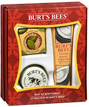 Burt's Bees Best of Burt's Bees 3 pc
