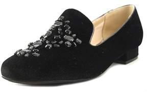 Unisa Womens Libli Fabric Almond Toe Loafers.