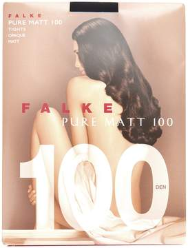 Falke Pure Matte 100 denier tights