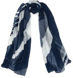 Ralph Lauren Mixed-Stripe Scarf