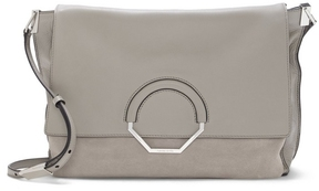 Louise et Cie Maree – Octagon-pull Shoulder Bag