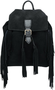 Lancaster fringe detail backpack