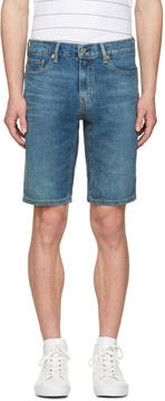 Levi's Levis Blue 541 Athletic Fit Shorts