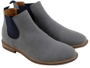 Steve Madden M-Graye Grey Mens Casual Dress Boots