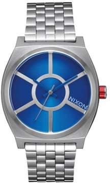 Nixon The Time Teller Star Wars A045SW-2403 Silver/Blue Quartz Unisex Watch