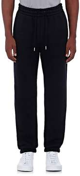 Alexander Wang MEN'S COTTON-BLEND DRAWSTRING-WAIST JOGGER PANTS