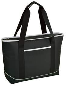 Picnic at Ascot Unisex Large Insulated Tote.