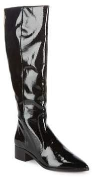 Dolce Vita Morey Knee-High Patent Leather Boot