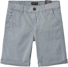 Mayoral Grey Chino Shorts