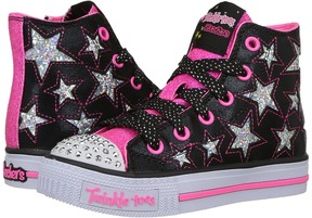 Skechers Rockin Stars 10778L Lights Girl's Shoes