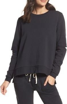 Alternative Women's Cutout Sweatshirt
