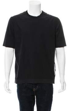 Damir Doma Distressed Crew Neck T-Shirt