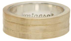 Miansai Layered Ring - Size 9