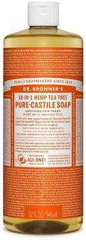 Dr. Bronner Dr.Bronner's Magic Soaps Pure Castile Soap - Tea Tree - 32 oz