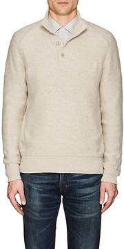 Loro Piana Men's Purl-Knit Cashmere Sweater