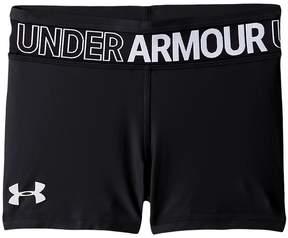 Under Armour Kids HeatGear Girl's Shorts