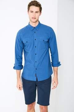 Jack Wills Whettam Lw Poplin Shirt