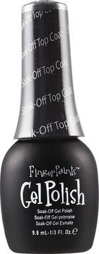 FingerPaints Soak-Off Gel Polish Top Coat