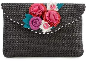 Betsey Johnson Gypsy Rose Clutch