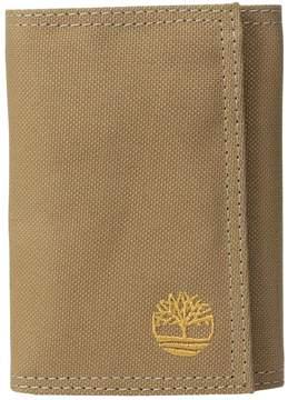 Timberland Nylon Trifold Wallet Handbags