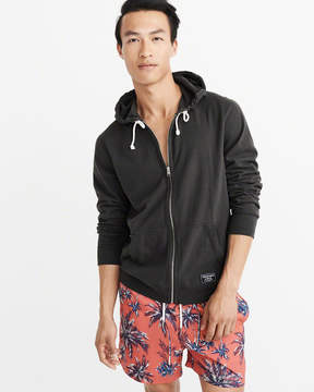 Abercrombie & Fitch Full-Zip Hoodie