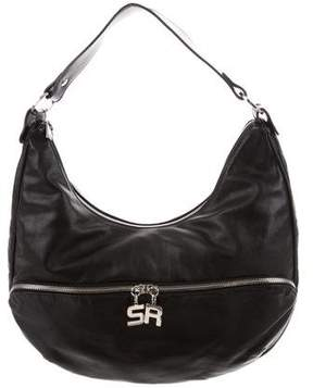 Sonia Rykiel Leather Hobo Bag