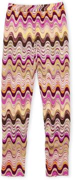 Missoni Girls 7-16) Geometric Wave Leggings