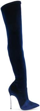 Casadei Techno Blade thigh boots