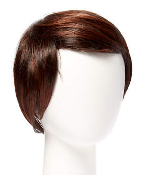 Hairdo. by Jessica Simpson & Ken Paves Glazed Black Cherry Angled Cut Wig