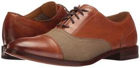 Michael Bastian Gray Label Caan Cap Toe Men's Lace Up Cap Toe Shoes