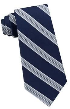 Lord & Taylor The Mens Shop Alexander Striped Silk Tie
