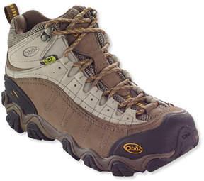 L.L. Bean Women's Oboz Yellowstone Waterproof Hiking Boots