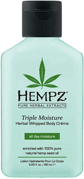Hempz Travel SizeTriple Moisture Herbal Whipped Body Creme
