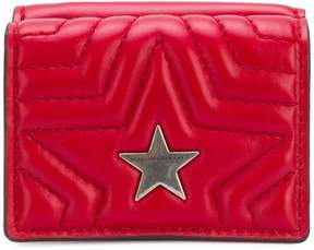 Stella McCartney Stella Star flap wallet