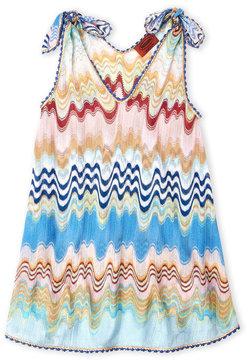 Missoni Girls 4-6x) Knit Wave Shift Dress