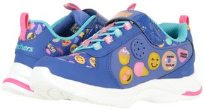 Skechers Swift Kicks 10903L Lights Girl's Shoes