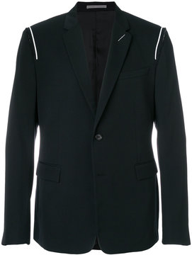 Christian Dior exposed seam detail jacket