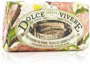 Nesti Dante Dolce Vivere Fine Natural Soap - Roma - Olenander In Bloom, Muscat & Fig