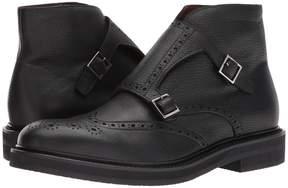 Eleventy Double Monk Boot Men's Boots