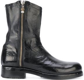 Alberto Fasciani distressed boots